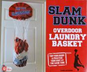 Slam Dunk Over Door Storage Laundry Basket