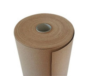 PINBOARD CORK ROLL ACOUSTIC WALL SHEET 1m x 10m x 4mm - 10m2 , THICKNESS 4 mm