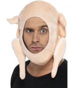 Smiffy'S Stuffed Turkey Hat