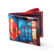 Superman DC Comics Caped Bifold Wallet