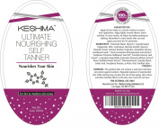 Ultimate Nourishing Self Tanner by KESHIMA - For Fair to Medium Skin Tones - Nourishes Your Skin