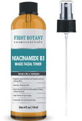 First Botany Niacinamide Vitamin B3 Magic Toner 120ml Water Loss Prevention Effect, Acne Fighting Effect and Skin Lightening Effect