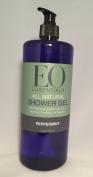 EO Essentials All Natural Shower Gel Peppermint 950ml