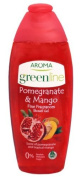 Aroma Greenline Shower Gel Greenline Fine Fragrances Pomegranate & Mango 400Ml
