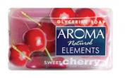 Aroma Fresh Soap Natural Elements Sweet Cherry 100G