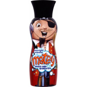 Matey Bubble Bath Peg Leg (500ml) - Pack of 6