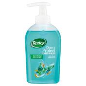 Radox Anti-Bacterial Handwash Clean & Protect (300ml) - Pack of 6