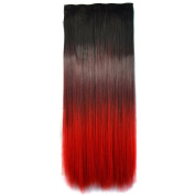Alay & me Black Collection 60cm Hair Extensions Clip in Hair Extensions