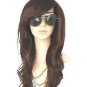 God's Hand 26 Inch/65Cm Premium Sexy New Women's Long Curly Wigs Hair+Free Wig Cap for Party,Cosplay