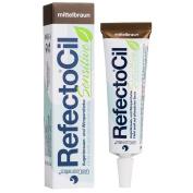 RefectoCil Sensitive Colour Gel (Medium Brown) .150ml