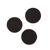 15 SELF ADHESIVE ROUND DOT MAGNETS FOR MAC EYE PRO PALETTE