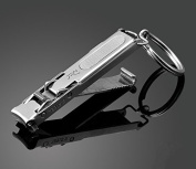 Generic Fingernail Clipper, Key Ring Nail Clipper