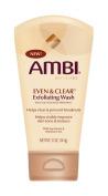 Ambi Even & Clear Exfoliating Wash 150ml