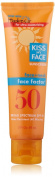 Kiss My Face Face Factor Sunscreen SPF 50 for Face and Neck, 60ml