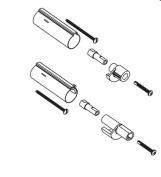 Moen 135167BN Handle Extension Kit, Brushed Nickel