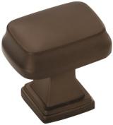 Amerock BP55340CBZ Revitalise 1-1/4in(32mm) LGTH Knob - Caramel Bronze