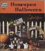 Homespun Halloween Plastic Canvas