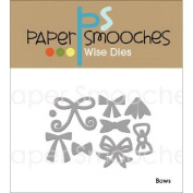 Paper Smooches Die-Bows