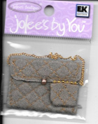 "Jolee's by You Handmade Embellishments ""Brown Handbag"""