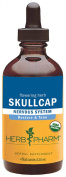 Herb Pharm Certified Organic Skullcap Extract for Nervous System Support - 120ml