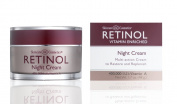 Skincare LdeL Cosmetics Retinol Night Cream, 50ml Jar