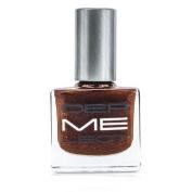 ME Nail Lacquers - Lustrous (Cognac Garnet), 11ml/0.4oz