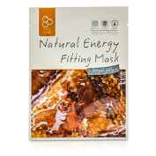 Natural Energy Fitting Mask - Royal Jelly, 10x20ml/0.7oz