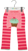 Pink Cupcake 12-24 Month Baby Leggings