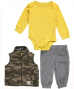 "Carter's Baby Boys' ""Canoe Campers"" 3-Piece Outfit"