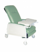 Drive Medical 3 Position Geri Chair Recliner, Jade, Model - D574-J