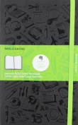 Moleskine Evernote Notebook Large Ruled Hard Cover Black