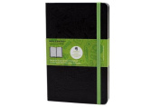 Moleskine Evernote Notebook Large Squared Hard Cover Black