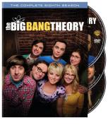 The Big Bang Theory: Season 8 [Region 4]