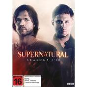 Supernatural: Season 1-10 [Region 4]