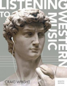 Listening to Western Music (with Download, 1 Term