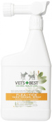 Vet's Best Natural Flea + Tick Yard and Kennel Spray