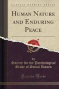 Human Nature and Enduring Peace