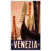 Trademark Fine Art Venezia Canvas Wall Art, 46cm x 60cm