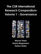 The Csr International Research Compendium