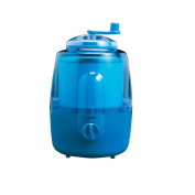 Deni 5201 Fully Automatic 1.4l Ice-Cream Maker with Candy Crusher, Blueberry