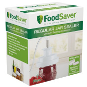 FoodSaver T03-0006-02P Regular Jar Sealer