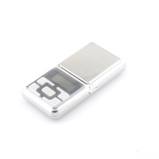 Generic 200g 0.01g Digital Pocket Precision Scale for Gold Jewerly Reload Coins