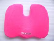 Techege Orthopaedic Comfort Foam Grade A Coccyx Tailbone Backpain Comfortable Cushion