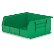 Akrobins For Racks And Panels - 11X10-2.2cm X 13cm - Green - Green - Lot of 6