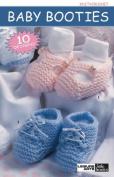Baby Booties - Crochet Patterns