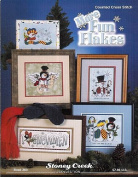 More Fun Flakes - Cross Stitch Pattern