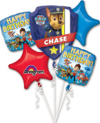 Anagram International Paw Patrol Birthday Bouquet, Multicolor