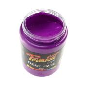 Super Cover Screenprinting Ink - Glow Violet Permaset Aqua Fabric Magic 300ML