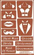 Over N Over Wedding Celebration Stencil Kit
