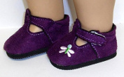 Our Generation Doll Purple Shoes